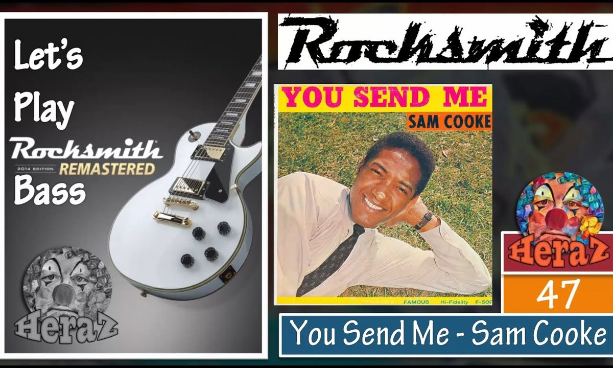 You Send Me – Sam Cooke  (bass)