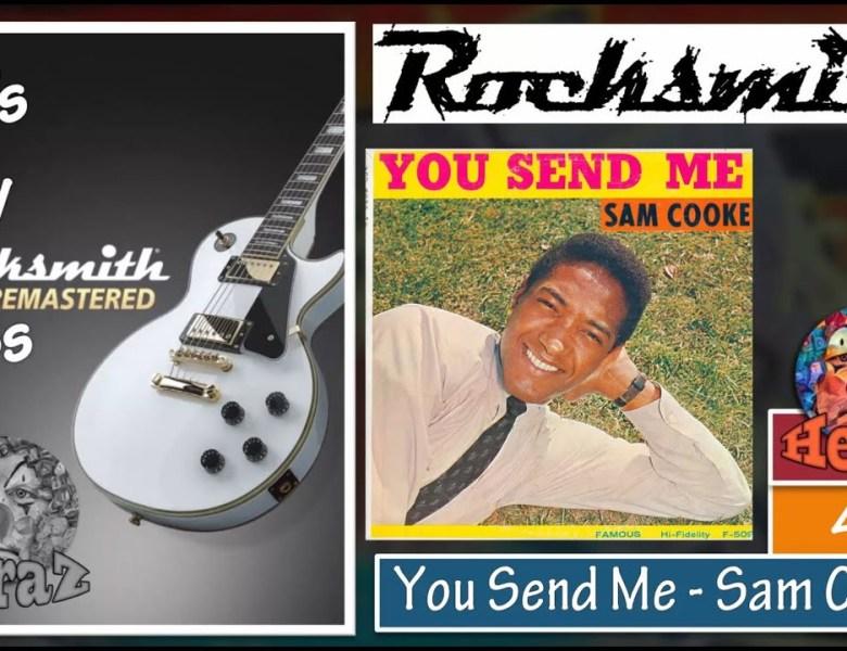 You Send Me – Sam Cooke  (bass)