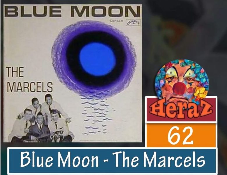 Blue Moon – The Marcels (bass)