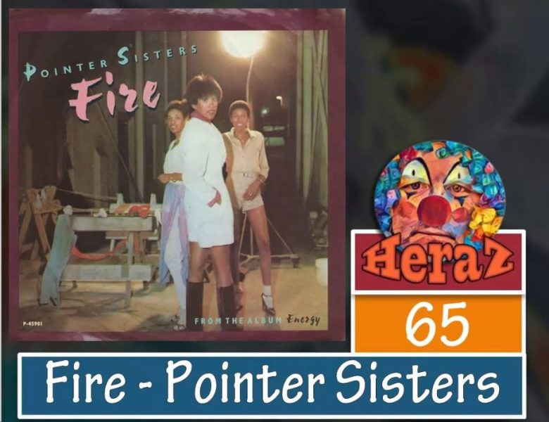 Fire – Pointer Sisters (Bass)
