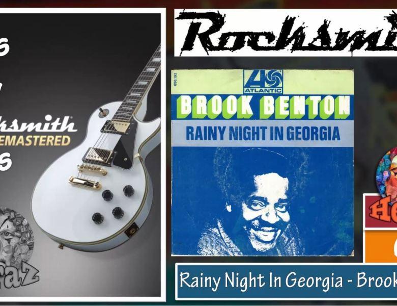 Rainy Night In Georgia – Brook Benton (bass)