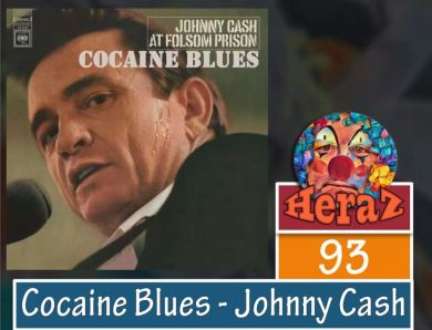 Cocaine Blues – Johnny Cash (bass)