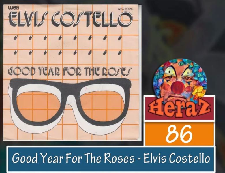 Good Year For The Roses – Elvis Costello (bass)