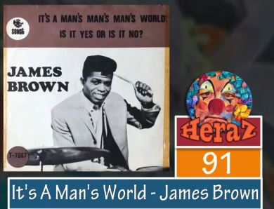 It's A Man's World – James Brown (bass)