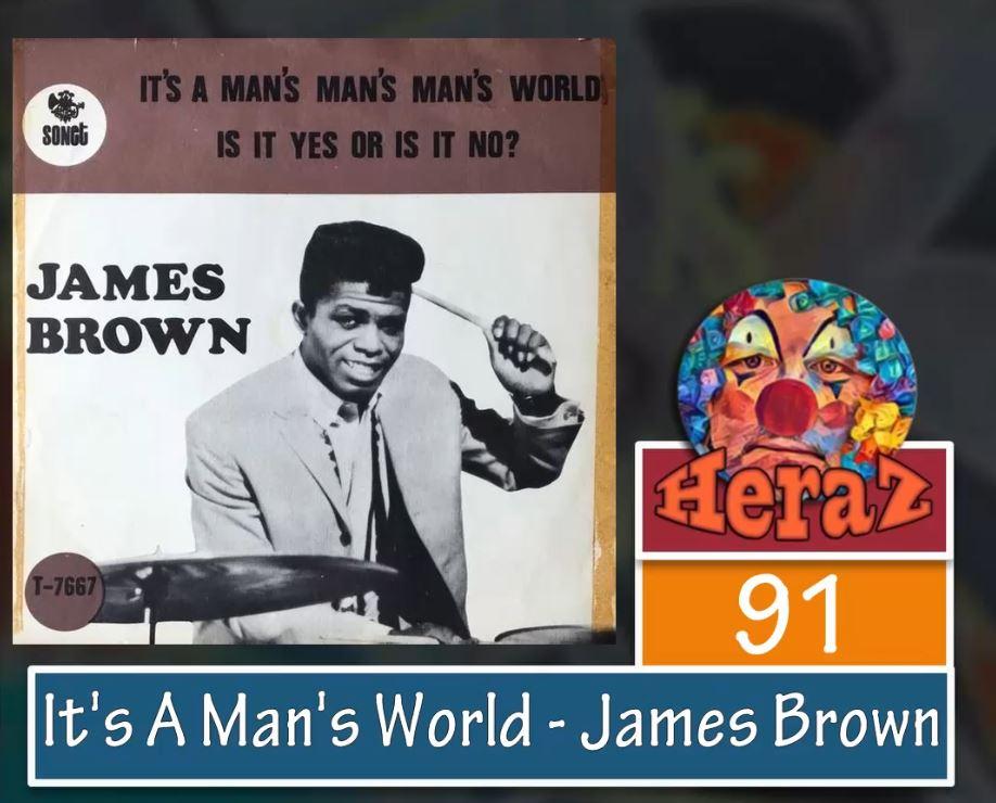 It's A Man's World – James Brown (bass)