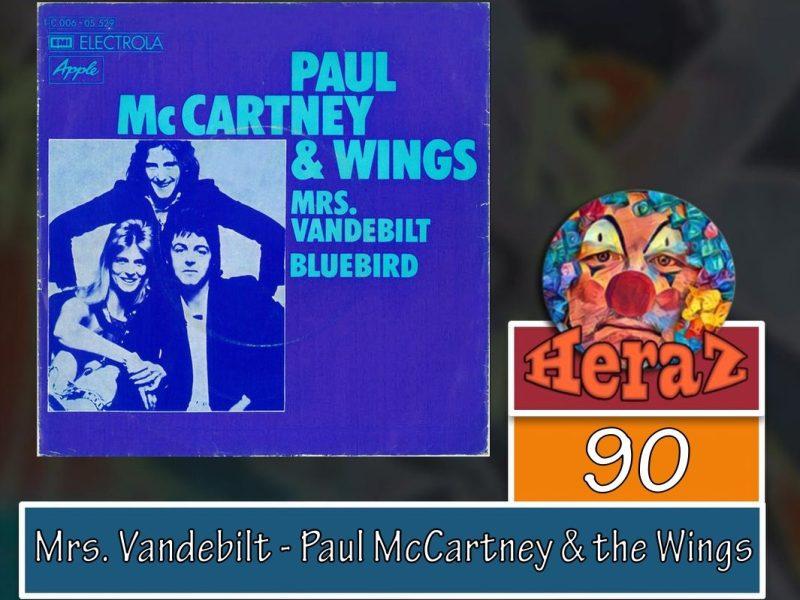 Mrs. Vandebilt – Paul McCartney & the Wings (bass)
