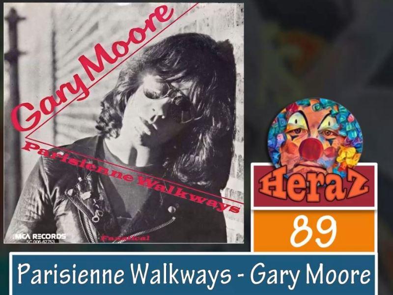 Parisienne Walkways – Gary Moore (bass)