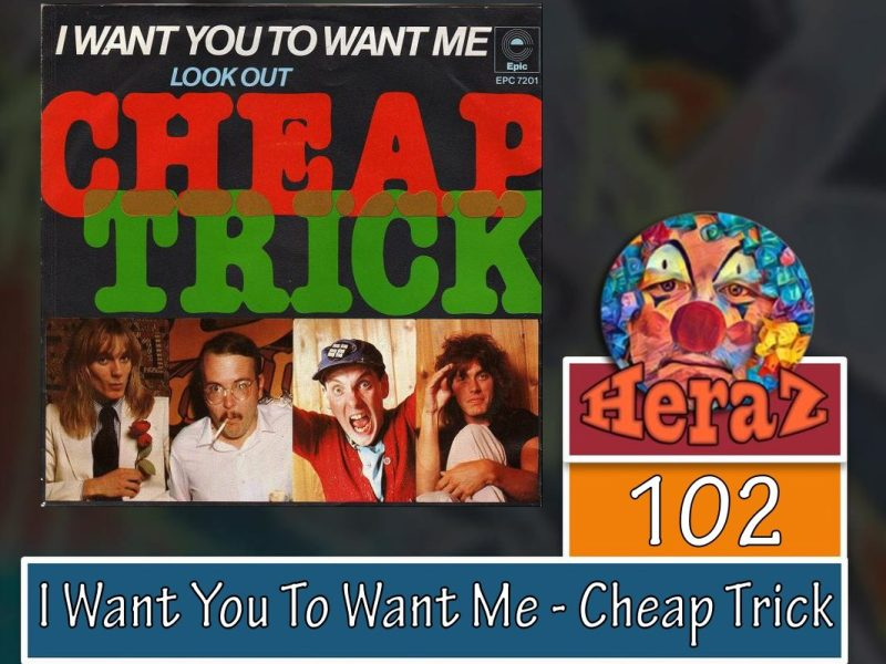 I Want You To Want Me – Cheap Trick (bass)