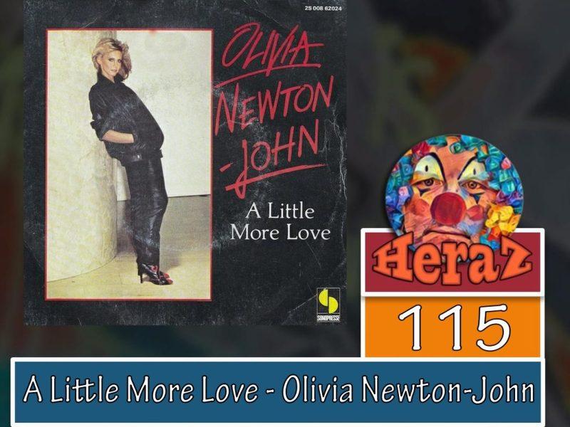 A Little More Love – Olivia Newton-John – (bass)