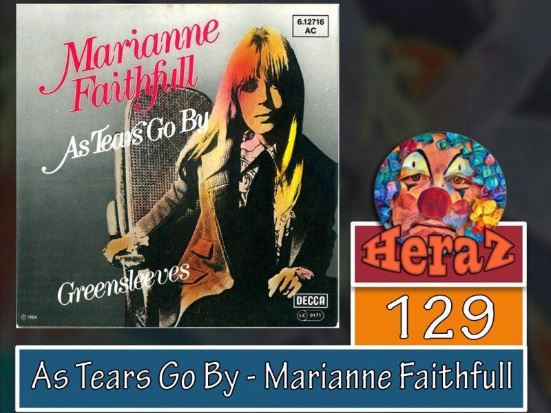 As Tears Go By – Marianne Faithfull (bass)