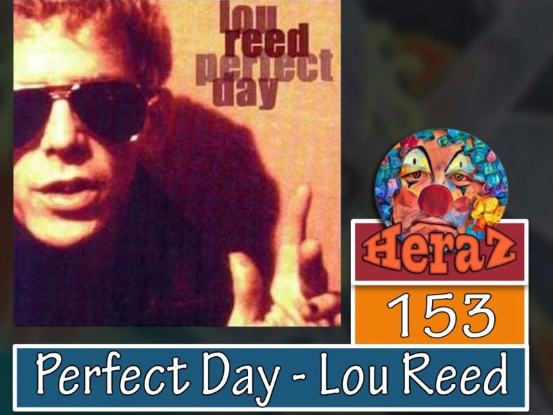 Perfect Day – Lou Reed (bass)