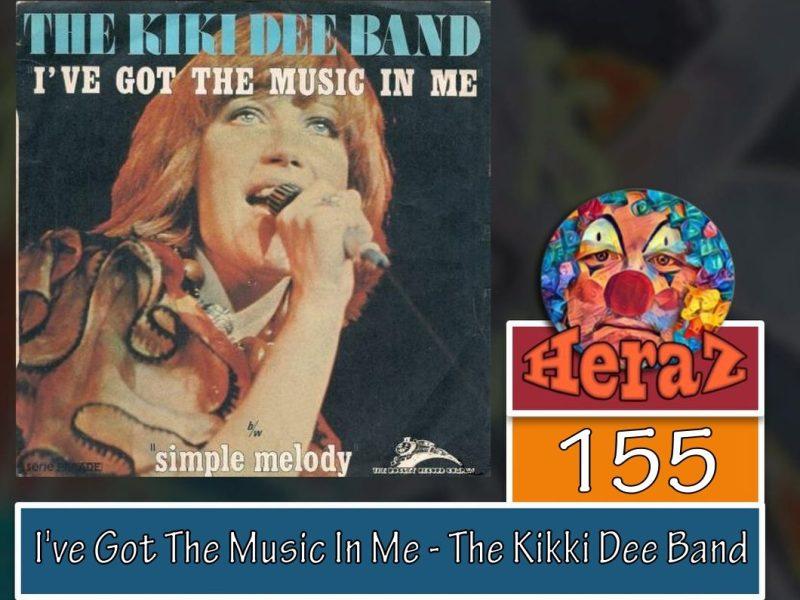 I've Got The Music In Me – The Kikki Dee Band (bass)