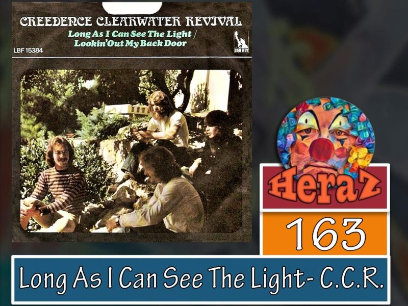 Long As I Can See The Light – Creedence Clearwater Revival (bass)