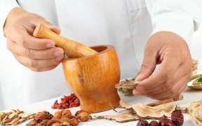 צמחים סינים על מחלות עור