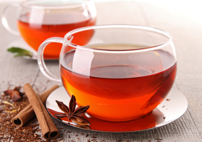 Benefits of Tea Rooibos Red Bush Teas Brewed and Loose Leaf