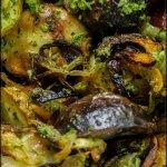 roasted italian potatoes with parsley pesto featured