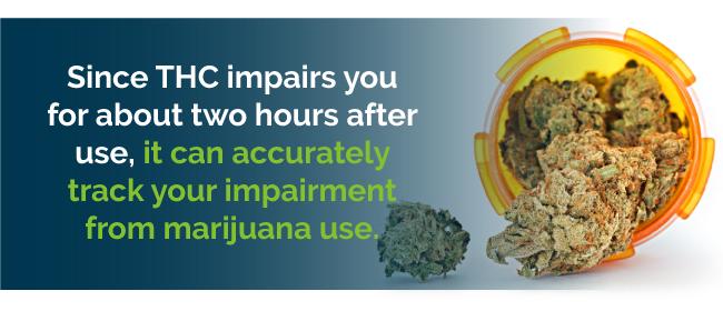 thc impairment