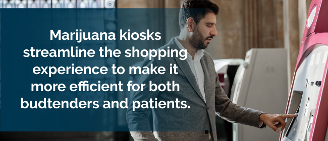 medical marijuana kiosks