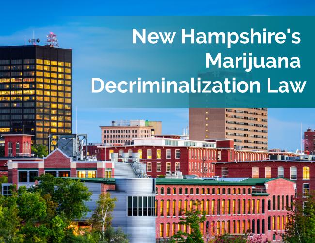 nh decriminalizes marijuana