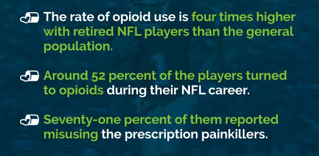 nfl opioid stats