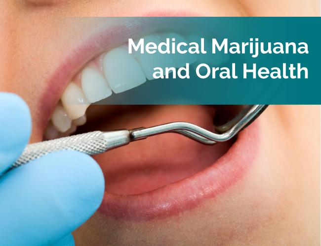 marijuana and oral health