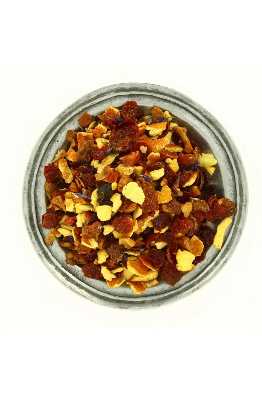 tisane fruits de marie galante en infusion ou en cuisine