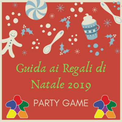 Guida ai regali di Natale – Party Game