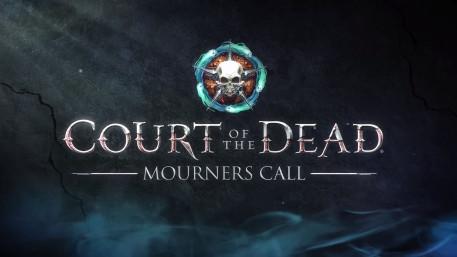 Court of the Dead: Mourners Call, Quando i morti iniziano a giocare