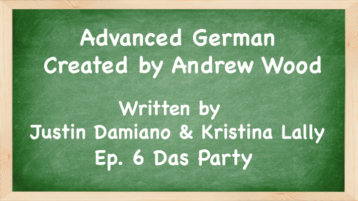 Advanced German: Das Party