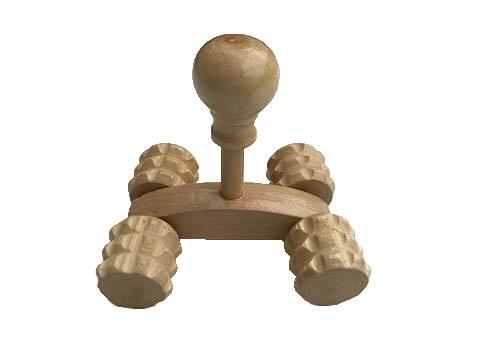 masseur en bois pour dos