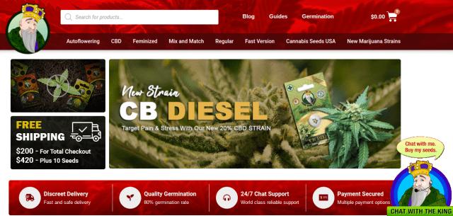 crop king seeds review website 2021