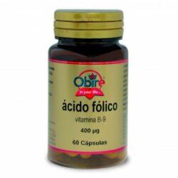 Ácido Fólico Vitamina B9