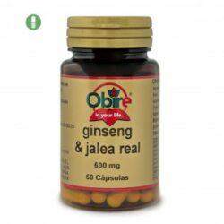 GINSENG y JALEA-REAL
