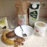 Puberbrein ontbijtingredienten