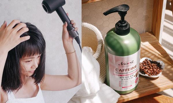 NAOMI娜奧美咖啡因胺基酸控油洗髮精