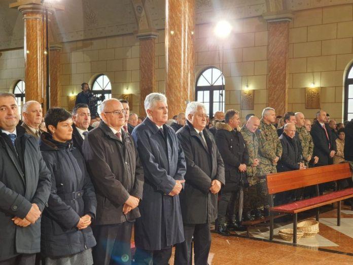 Incident na obilježavanju 25. obljetnice oslobođenja Kupresa