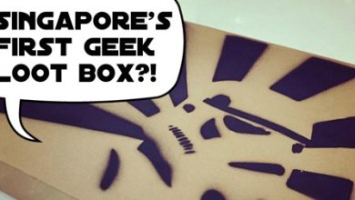 Photo of Is Singapore's first geek loot box service finally here?