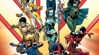 Photo of Comic Review: New Warriors #1 and #2