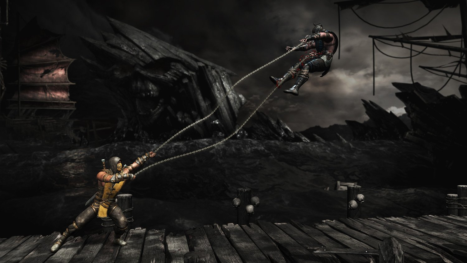 Mortal Kombat X The Review Here Be Geeks