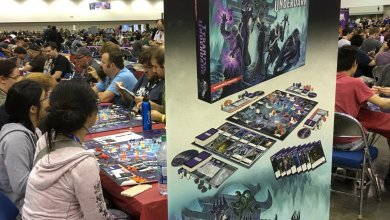 Photo of Mel's Muses: Gen Con 2016: It's A Kind Of Magic
