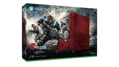 Photo of Limited Edition Xbox One S Gears of War 4 bundle comes to Singapore Nov 25