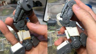 Photo of The Iron Gargant / Liborkty Prime WIP: Part 2