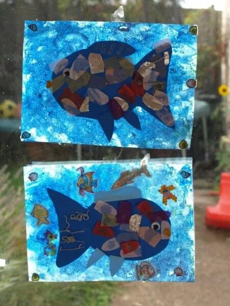 The Rainbow Fish Printables