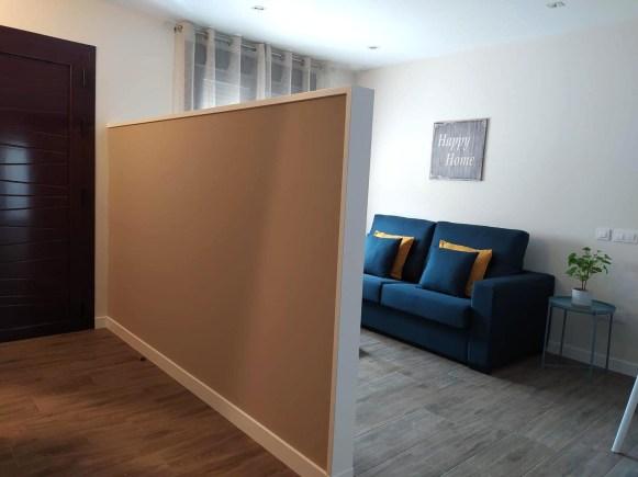 herederos basilio retortillo empresa construccion montehermoso Extremadura apartamento vivienda eficiencia energetica comedor