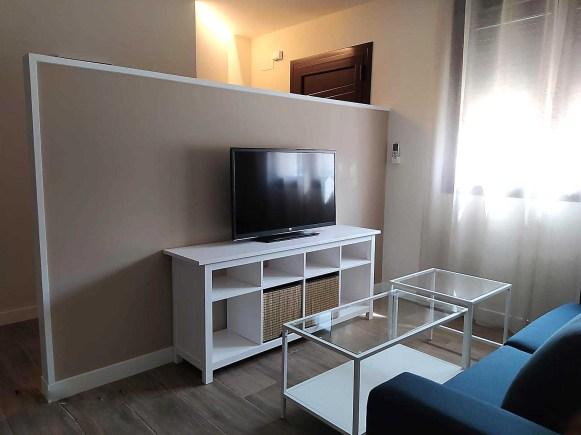 herederos basilio retortillo empresa construccion montehermoso Extremadura apartamento vivienda eficiencia energetica comedor salon