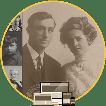 Arbre généalogique, recherche ancêtre