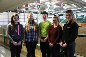 Hartpury students NAF product