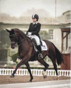 Lucy Pincus riding Sheepcote Doncalisto