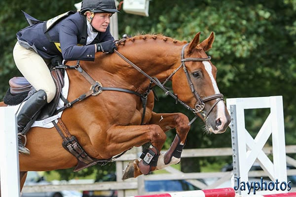 Kerry Gibson Eventing