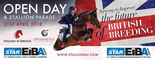 Stallion AI Services Open Day and Stallion Parade